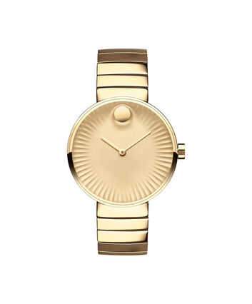 MOVADO Movado Edge3680014 – Women's 34 mm bracelet watch. Delivery by end of October. - Front view