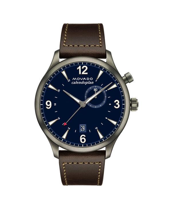 Movado   Movado Movado Heritage Series  Men's Brown Watch