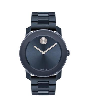 MOVADO Movado BOLD3600444 – 42mm TR90 bracelet watch - Front view