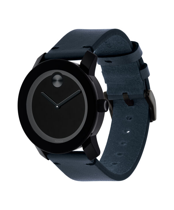 MOVADO Movado BOLD3600583 – 42 mm BOLD 2H TR90 on Strap - Side view