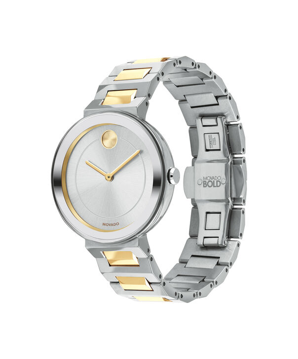 MOVADO Movado BOLD3600548 – 34 mm Metals bracelet watch - Side view