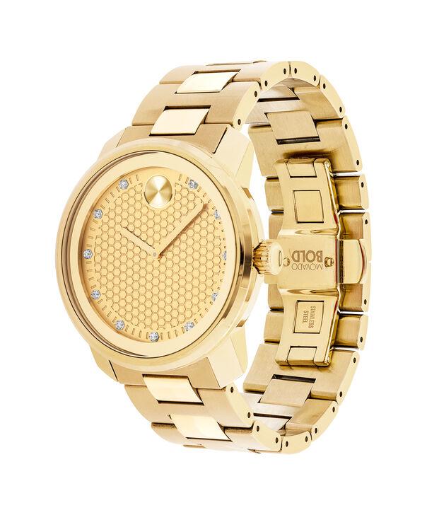 MOVADO Movado BOLD3600374 – 42.5 mm Metals bracelet watch - Side view