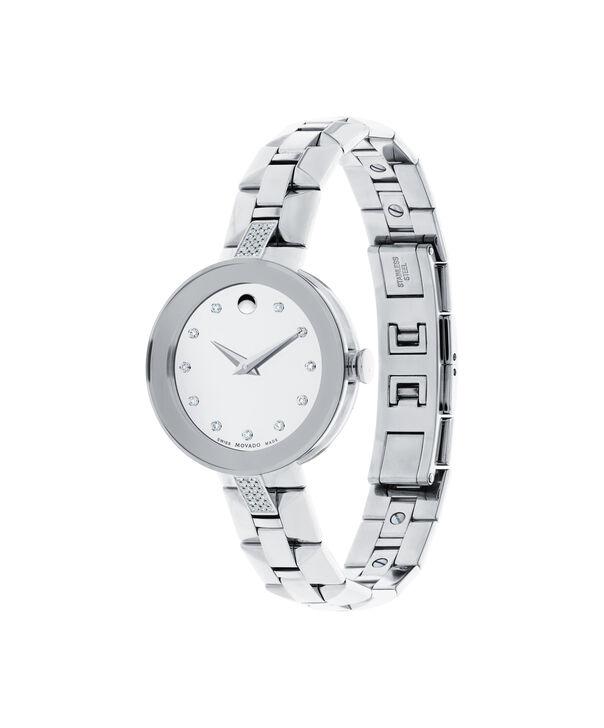 MOVADO Sapphire0607193 – Women's 28 mm bracelet watch - Side view