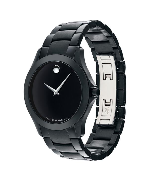 MOVADO Masino0607035 – Men's 40 mm bracelet watch - Side view