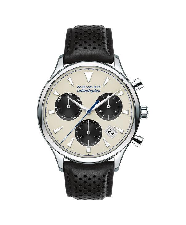 Movado   Movado Movado Heritage Series  Men's Black Watch