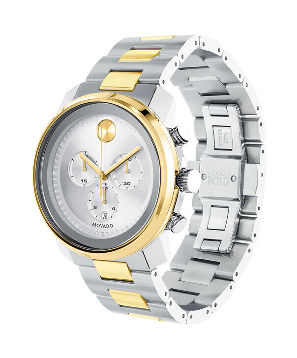 MOVADO Movado BOLD3600432 – 44 mm Metals bracelet chronograph - Side view