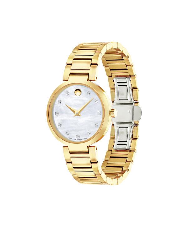 MOVADO Modern Classic0607105 – Women's 28 mm bracelet watch - Side view