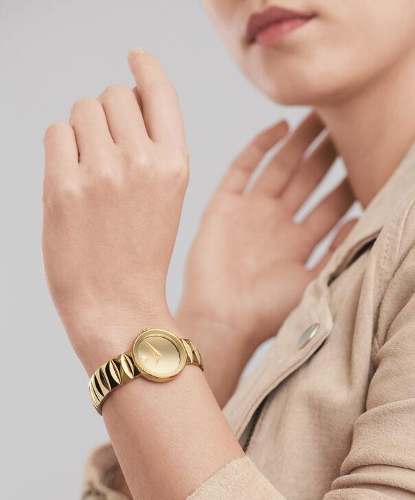 MOVADO Sapphire0607214 – Women's 26 mm bracelet watch - Other view