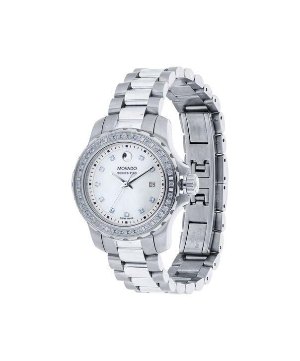 MOVADO Series 8002600120 – Women's 29 mm bracelet watch - Side view