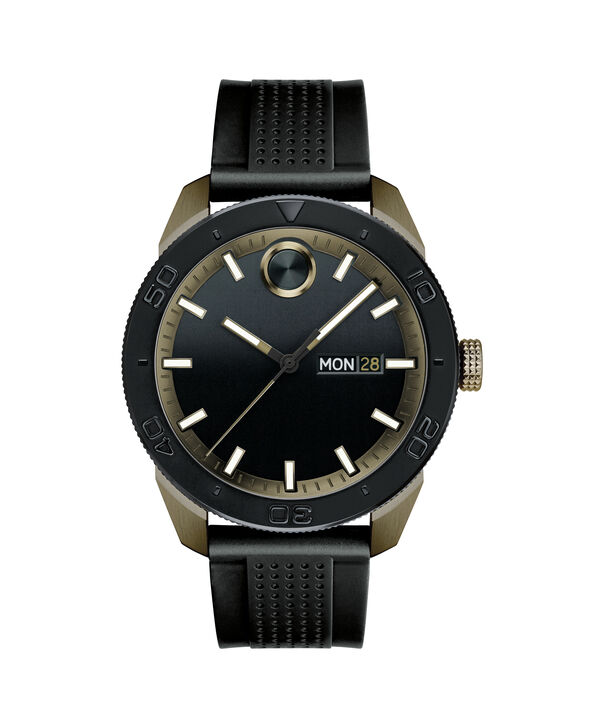 MOVADO Movado BOLD3600452 – 43.5 mm BOLD Sport strap watch - Front view