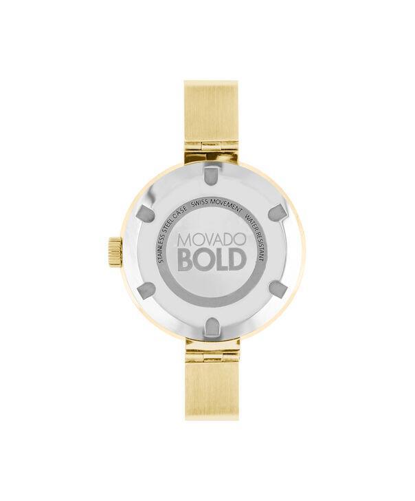 MOVADO Movado BOLD3600201 – 34 mm Metals bangle watch - Back view