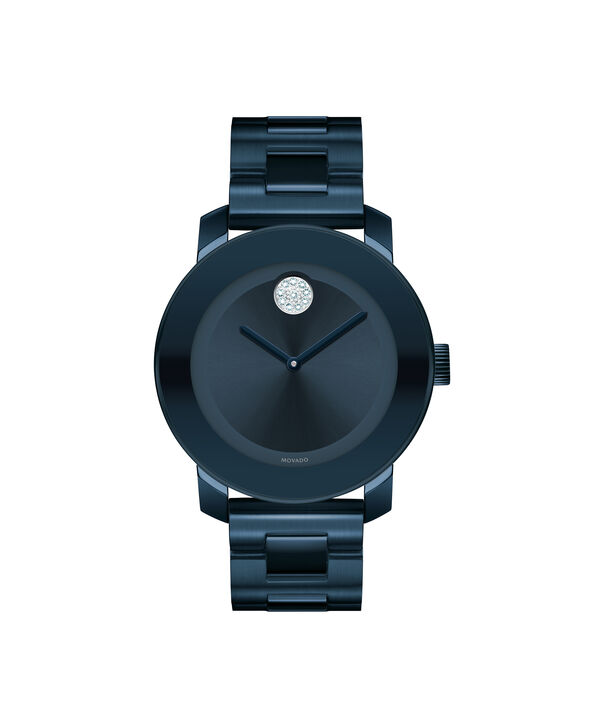 9c48a13fb62 MOVADO Movado BOLD3600388 – 36 mm Metals bracelet watch - Front view ...