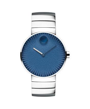 MOVADO Movado Edge3680029 – Men's 40 mm bracelet watch - Front view