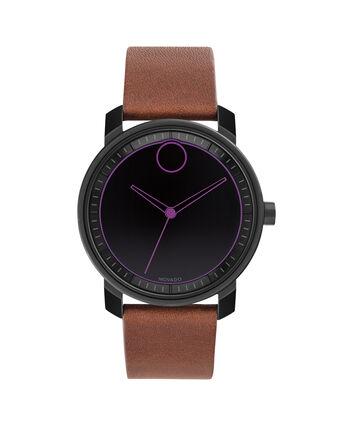 MOVADO Movado BOLD3600488 – Men's 41 mm strap watch - Front view