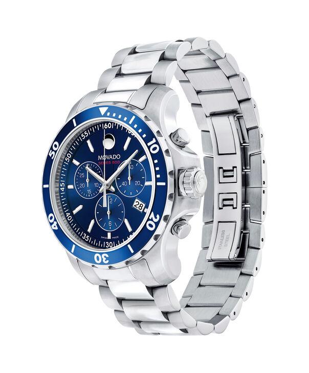 MOVADO Series 8002600141 – Men's 42 mm bracelet chronograph - Side view