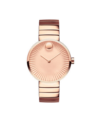 MOVADO Movado Edge3680013 – Women's 34 mm bracelet watch. Delivery by end of October. - Front view