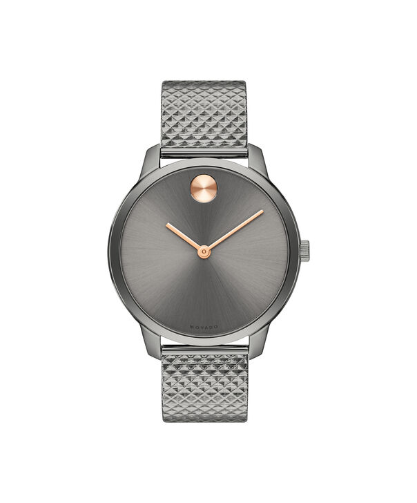 MOVADO Movado BOLD3600597 – 35mm BOLD Thin on Mesh - Front view
