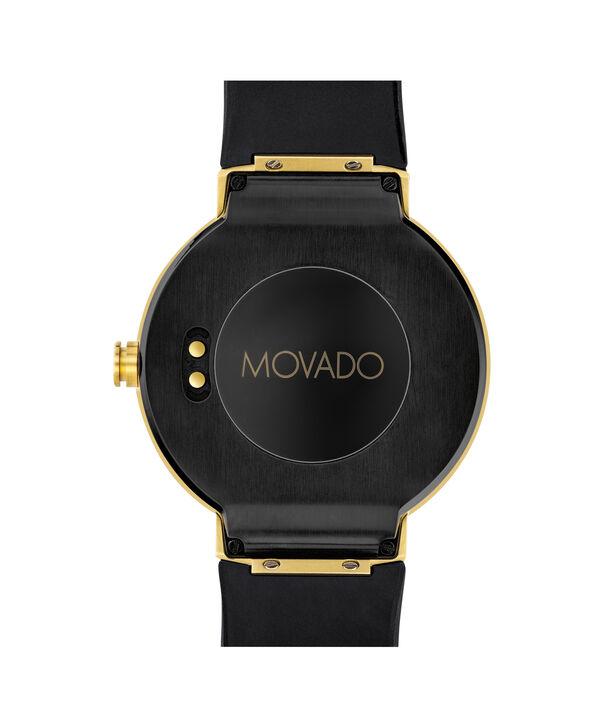 MOVADO Movado Connect3660021 – 46.5 mm display smartwatch - Back view