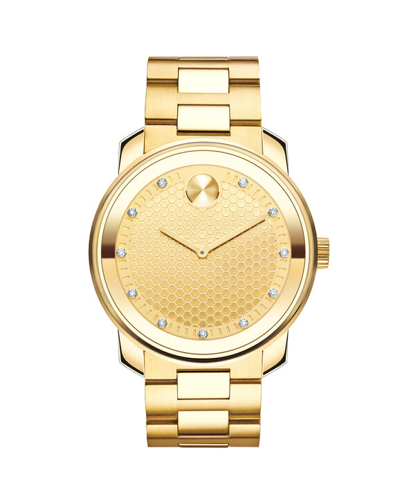 MOVADO Movado BOLD3600374 – 42.5 mm Metals bracelet watch - Front view