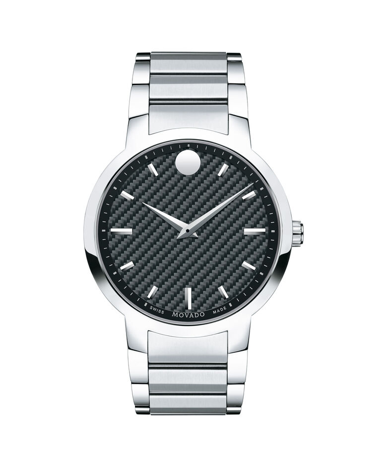 MOVADO Gravity0606838 – Men's 42 mm bracelet watch - Front view