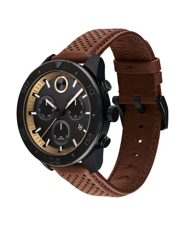 MOVADO Movado BOLD3600515 – 44.5 mm BOLD Sport strap watch - Side view