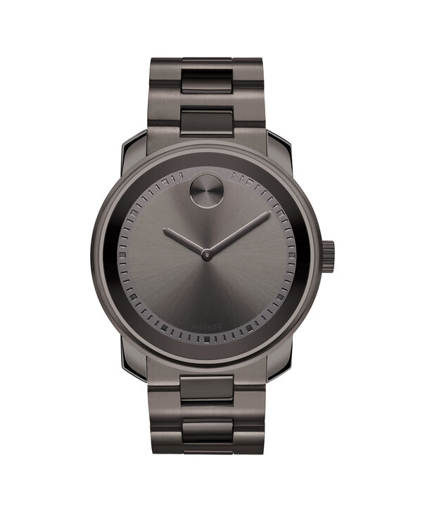 MOVADO Movado BOLD3600259 – 42.5 mm Metals bracelet watch - Front view