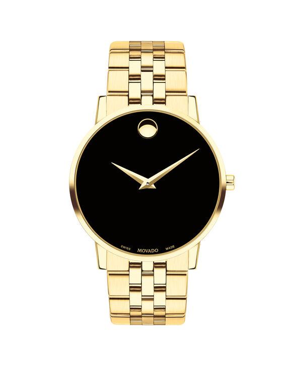MOVADO Museum Classic0607203 – Men's 40 mm bracelet watch - Front view