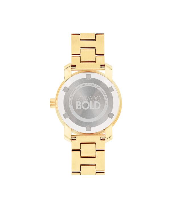 MOVADO Movado BOLD3600440 – 30 mm Diamonds bracelet watch - Back view