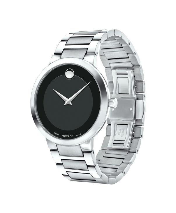 MOVADO Modern Classic0607119 – Men's 39.5 mm bracelet watch - Side view