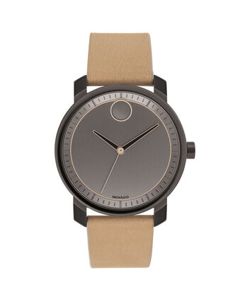 MOVADO Movado BOLD3600487 – Men's 41 mm strap watch - Front view