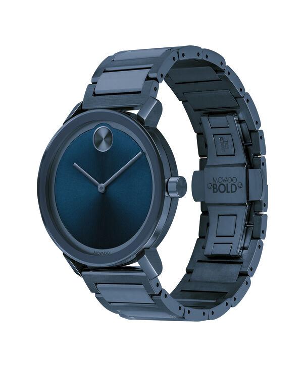 MOVADO Movado BOLD3600510 – Men's 40 mm bracelet watch - Side view