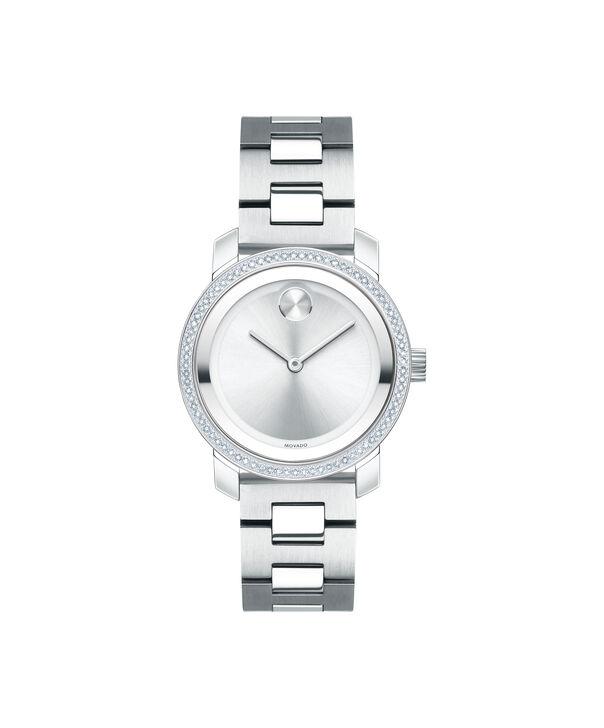 MOVADO Movado BOLD3600439 – 30 mm Diamonds bracelet watch - Front view