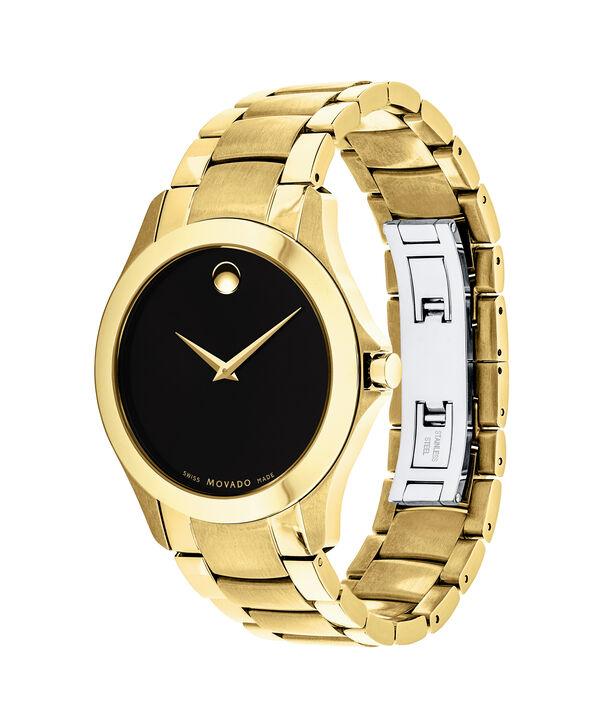 MOVADO Masino0607034 – Men's 40 mm bracelet watch - Side view