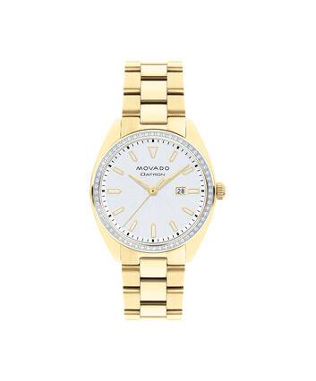 MOVADO Movado Heritage Series3650070 – Women's 31 mm bracelet watch - Front view
