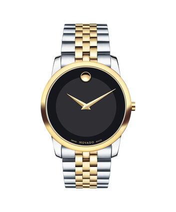 MOVADO Museum Classic0606899 – Men's 40 mm bracelet watch - Front view