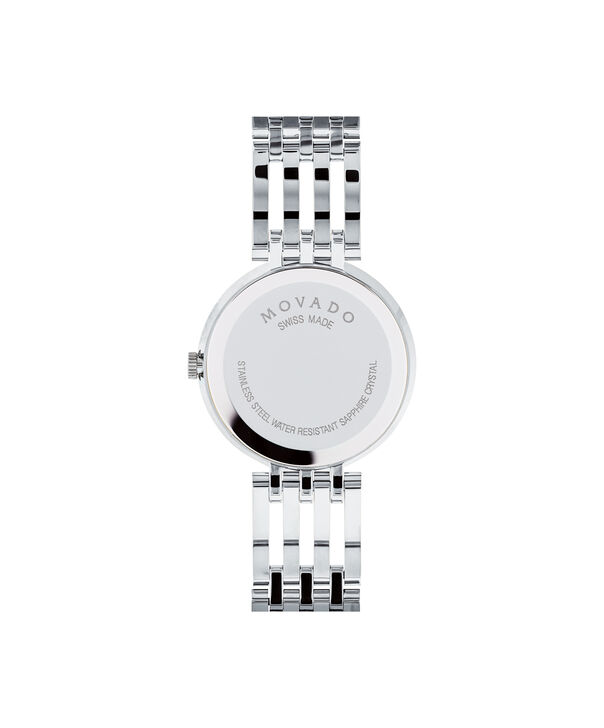 MOVADO Esperanza0607304 – Women's 28 mm bracelet watch - Back view