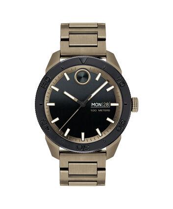 MOVADO Movado BOLD3600511 – 43.5 mm BOLD Sport bracelet watch - Front view