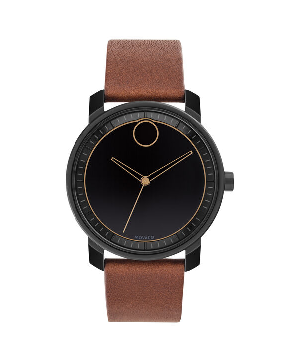 MOVADO Movado BOLD3600489 – Men's 41 mm strap watch - Front view