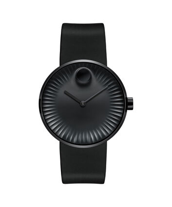 MOVADO Movado Edge3680005 – Men's 40 mm strap watch. Delivery by end of October. - Front view