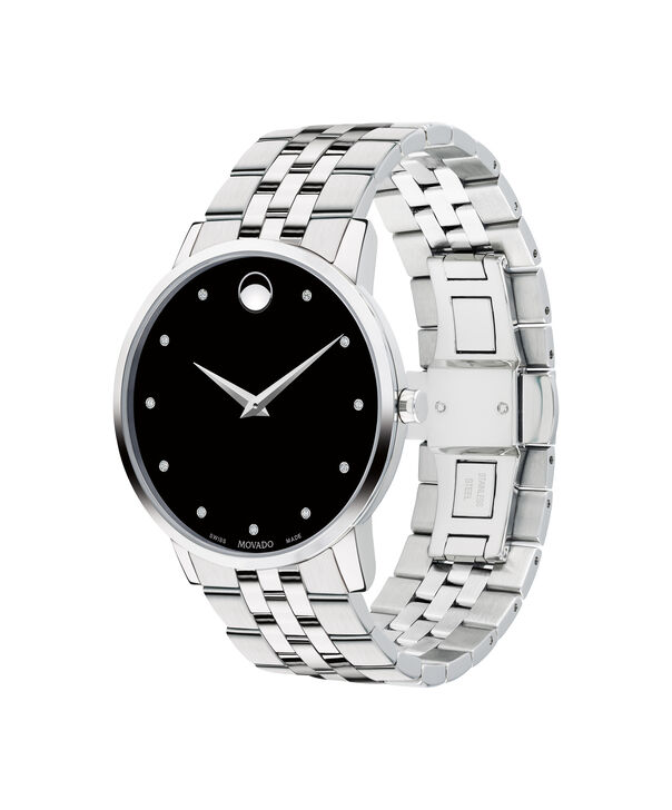 MOVADO Museum Classic0607201 – Men's 40 mm bracelet watch - Side view