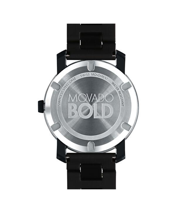 MOVADO Movado BOLD3600047 – 42 mm TR90 bracelet watch - Back view