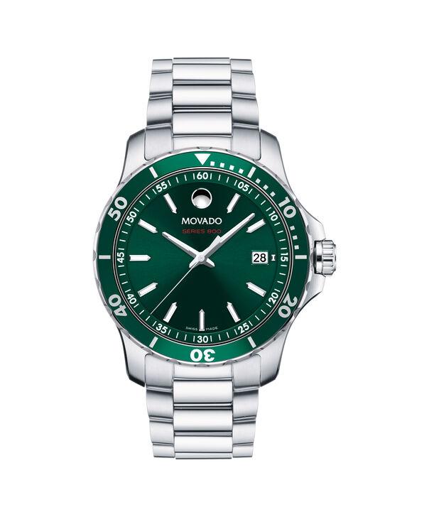 MOVADO Series 8002600136 – Men's 40 mm bracelet watch - Front view