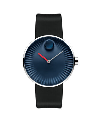 MOVADO Movado Edge3680004 – Men's 40 mm strap watch. Delivery by end of October. - Front view