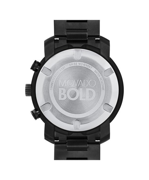MOVADO Movado BOLD3600484 – 48 mm Metals bracelet chronograph - Back view