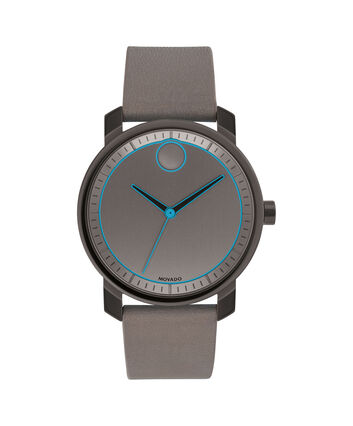 MOVADO Movado BOLD3600490 – Men's 41 mm strap watch - Front view