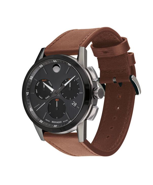 MOVADO Museum Sport0607290 – Men's 43 mm strap watch - Side view