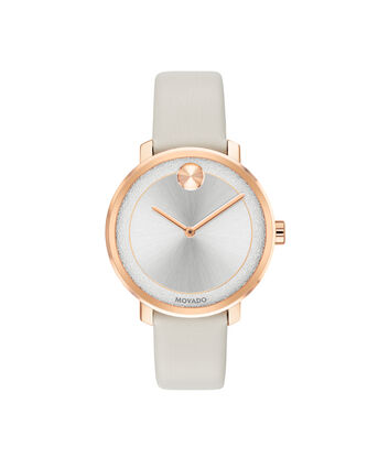 MOVADO Movado BOLD3600539 – Women's 34 mm strap watch - Front view