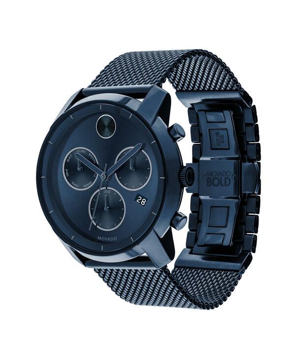 MOVADO Movado BOLD3600403 – 44 mm flat mesh bracelet chrono - Side view