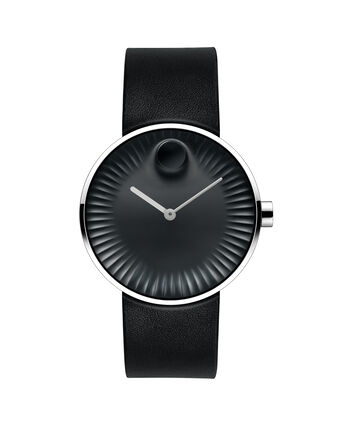 MOVADO Movado Edge3680002 – Men's 40 mm strap watch. Delivery by end of October. - Front view