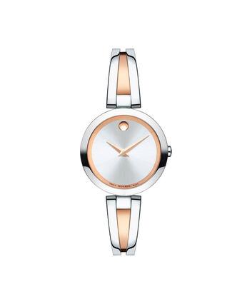 MOVADO Aleena0607151 – Women's 27 mm bangle watch - Front view